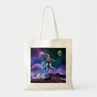 Galaxy Escape Tote Bag