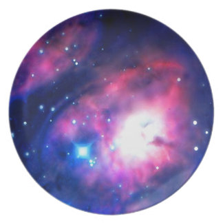 """Galaxy Fantastique"" Plate"