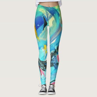 GALAXY GAL LEGGINGS