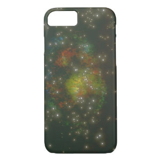 Galaxy. (galaxy;space;stars;colors._Space Scenes iPhone 7 Case