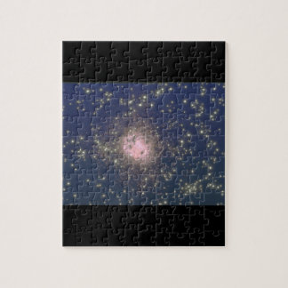 Galaxy. (galaxy;space;stars;nebula_Space Scenes Puzzle