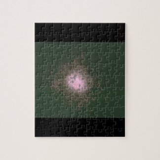 Galaxy. (galaxy;space;stars;_Space Scenes Jigsaw Puzzle