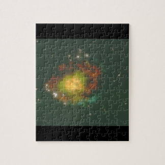 Galaxy. (galaxy;stars;planets_Space Scenes Jigsaw Puzzle