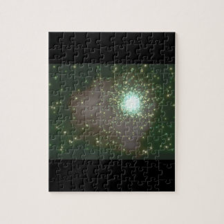 Galaxy. (galaxy;stars;planets_Space Scenes Puzzles
