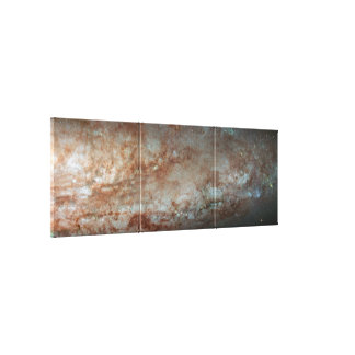 Galaxy Gallery Wrapped Canvas
