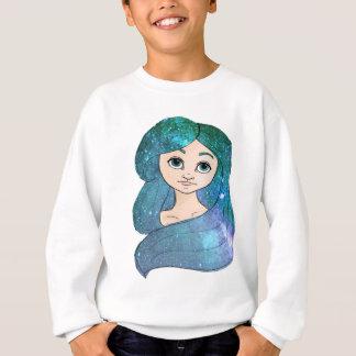Galaxy Girl Sweatshirt