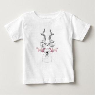 Galaxy Goat Baby T-Shirt