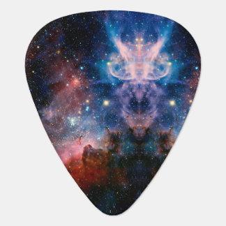 Galaxy Guitar Pick