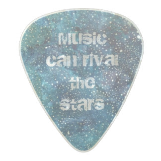 Galaxy Guitar Pick