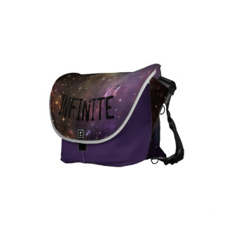Galaxy Infinite Messenger bag