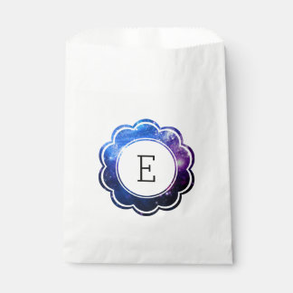 Galaxy Initial Favour Bag