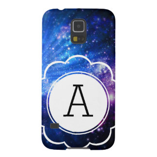 Galaxy Initial Galaxy S5 Covers