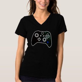 Galaxy Joystick Game T-Shirt