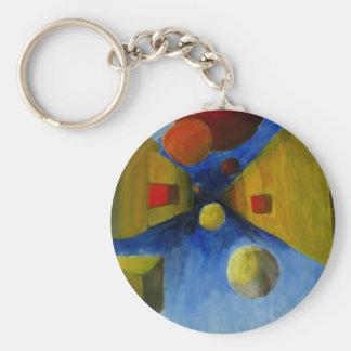 Galaxy Keychain