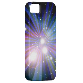 Galaxy Light Art Design Abstract iPhone 5 Cover