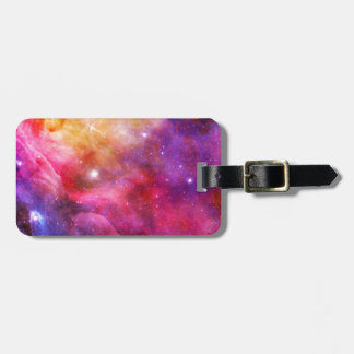 Galaxy Luggage Tag