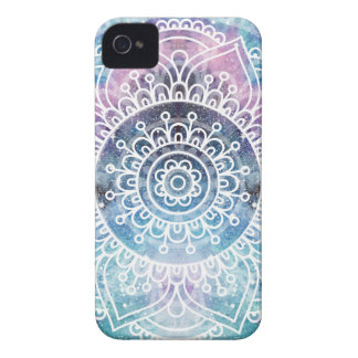Galaxy Mandala iPhone 4 Cover