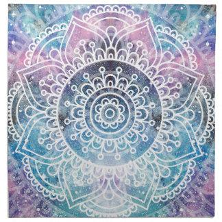 Galaxy Mandala Napkin