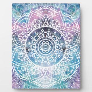 Galaxy Mandala Plaque
