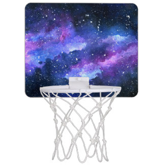 Galaxy Mini Basketball Hoop