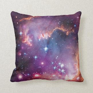 Galaxy Nebula Decor Pillow