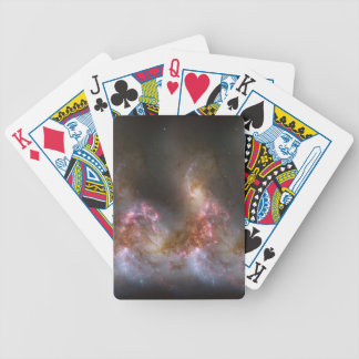 Galaxy Nebula Print Bicycle Playing Cards