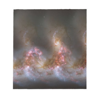 Galaxy Nebula Print Notepad