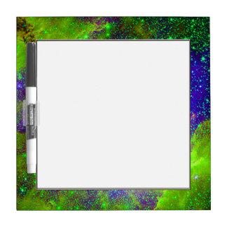 Galaxy Nebula space image. Dry-Erase Whiteboard