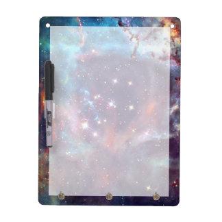Galaxy Nebula space image. Dry-Erase Boards