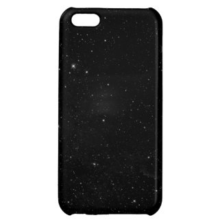 Galaxy Nebula Stars Black Case For iPhone 5C