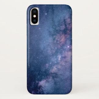 Galaxy Nebula Stars universe  iPhone x Case