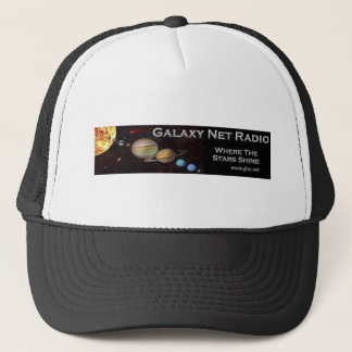 Galaxy Net Radio Trucker Hat