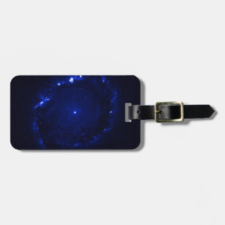 Galaxy NGC 1512 in Near-Ultraviolet Light Luggage Tag