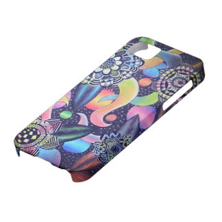 Galaxy of Flores iPhone 5 Cover