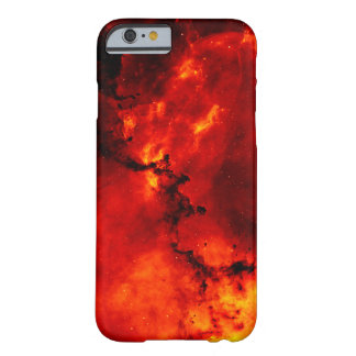 Galaxy On Fire Barely There iPhone 6 Case