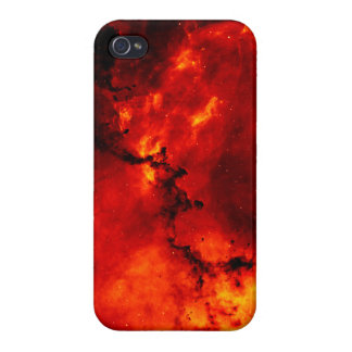 Galaxy On Fire iPhone 4 Cover