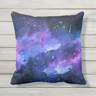 Galaxy Outdoor Pillow