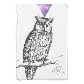 Galaxy owl 1 cover for the iPad mini