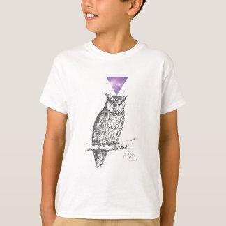 Galaxy owl 1 T-Shirt