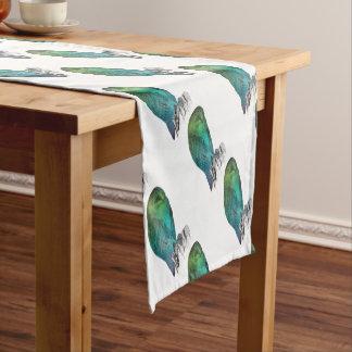 Galaxy owl 2 short table runner
