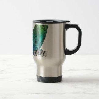 Galaxy owl 2 travel mug
