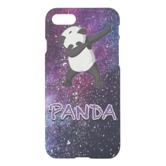 Galaxy Panda iPhone 8/7 Clearly™ Case