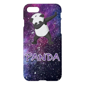 Galaxy Panda iPhone 8/7 Glossy Case
