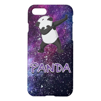 Galaxy Panda iPhone 8/7 Matte Case
