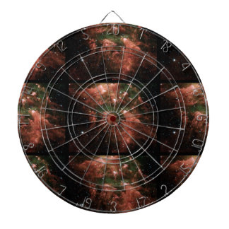 Galaxy Print Dart Boards