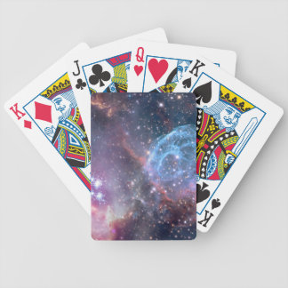 Galaxy print deck of playing cards