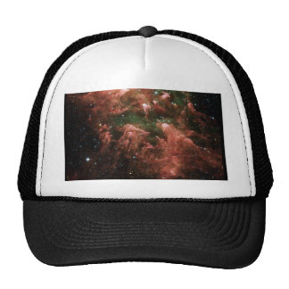 Galaxy Print Trucker Hat