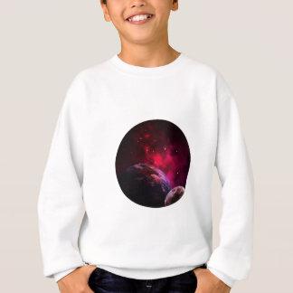Galaxy Purple 1 - purple Gláxia Sweatshirt