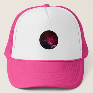 Galaxy Purple 1 - purple Gláxia Trucker Hat