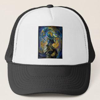 Galaxy Queen Trucker Hat